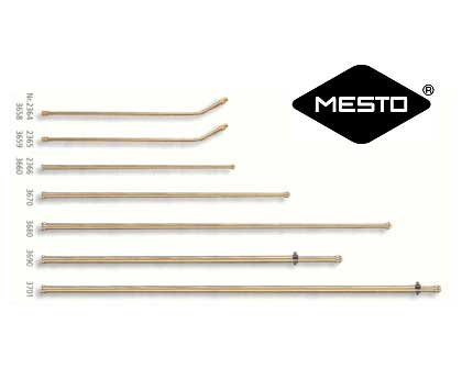 Extension wands (or lances) for Mesto sprayers