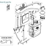 Spare parts for Mesto sprayers - REKORD