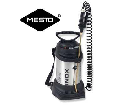 Inox 5 litre pressure sprayer
