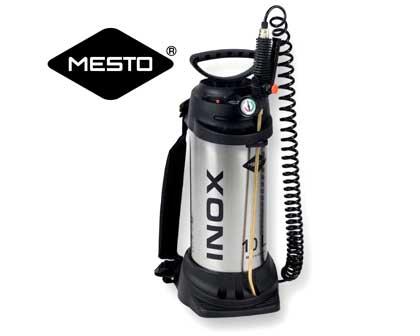 Inox 10 litre pressure sprayer