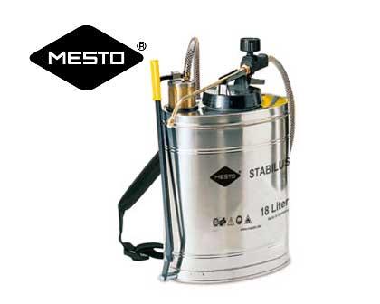 Stabilus 18 litre stainless steel knapsack pressure sprayer