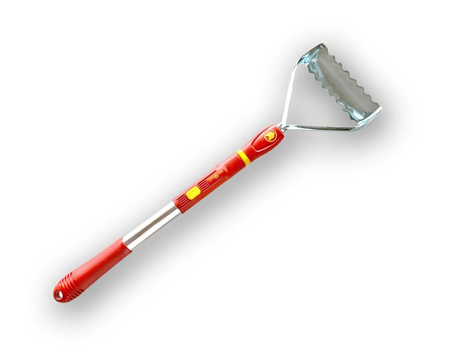 Wolf Push Pull Weeder with ZM04 (35cm) handle