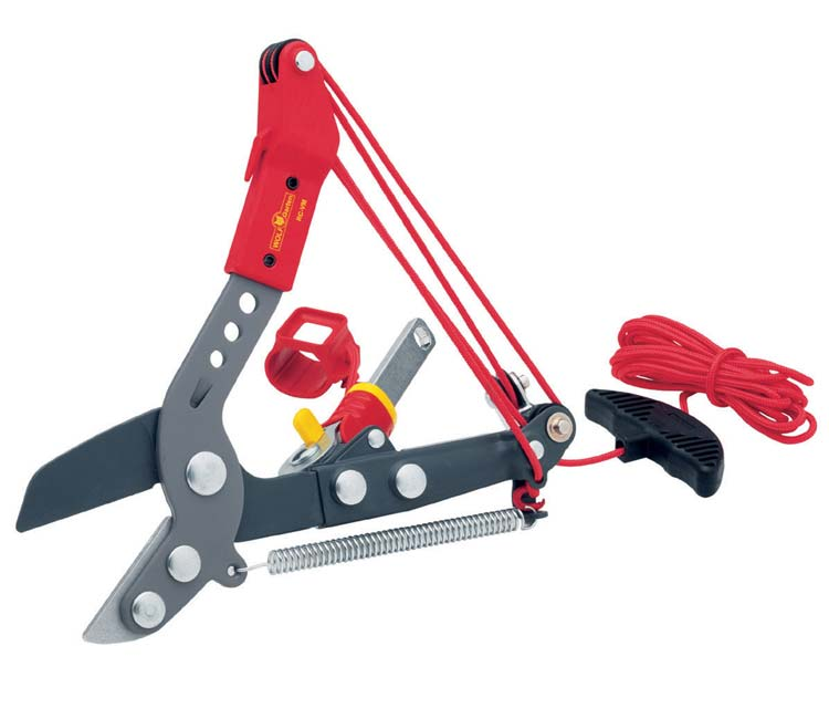 Multichange (multistar) professional anvil lopper