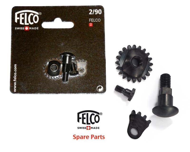 Nut and bolt kit for Felco 2 secateurs