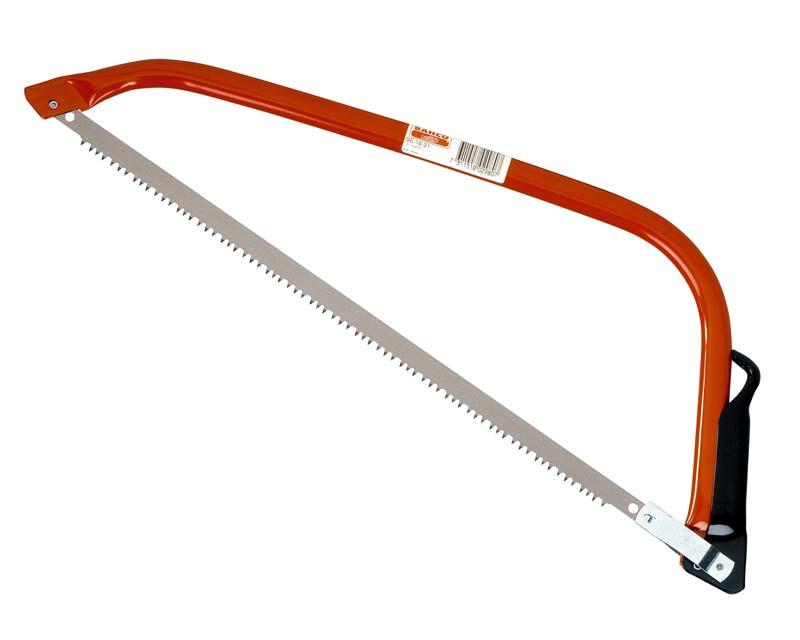 Bow saw 53cms blade