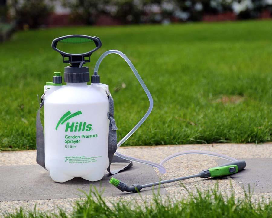 Hills 5 litre Pressure Sprayer