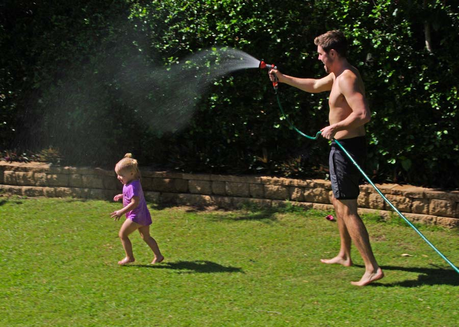 Gardena 118311 Fine Spray Gun Nozzle - A garden favourite