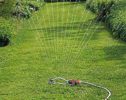 Sprinklers - Polo Rainwave GARDENA