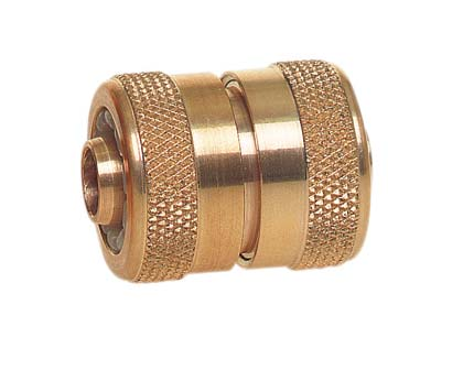 Hose Fitting - Brass EZ Hose 12mm repairer