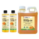 Orange Oil for Furniture - Gilly Stephensons