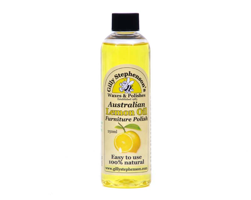 Lemon Oil for Furniture and Musical Instruments