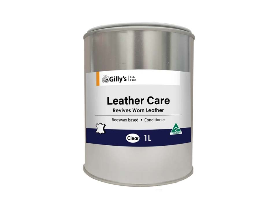 Gillys Leather Care - 1 litre can