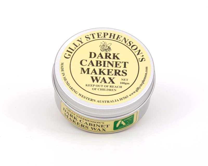 Cabinet Makers Wax, Dark - Gilly Stephenson