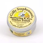 Restoring and New Timber Polish, Clear - Gilly Stephenson