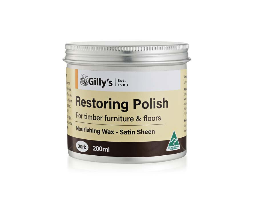 Restoring and New Timber Polish - Gilly Stephenson