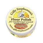 Floor Polish Wax for Dark Wood - Gilly Stephenson