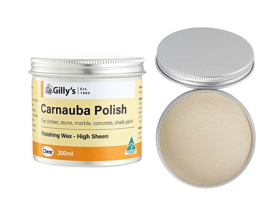Carnauba Polish - Gilly's