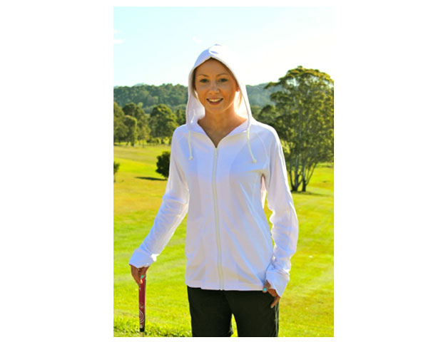 The maximum UPF50+ Hoodie is great for all outdoor activities