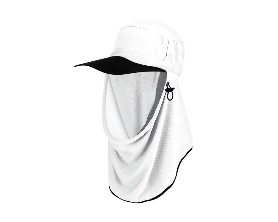 Adapt-a-cap White
