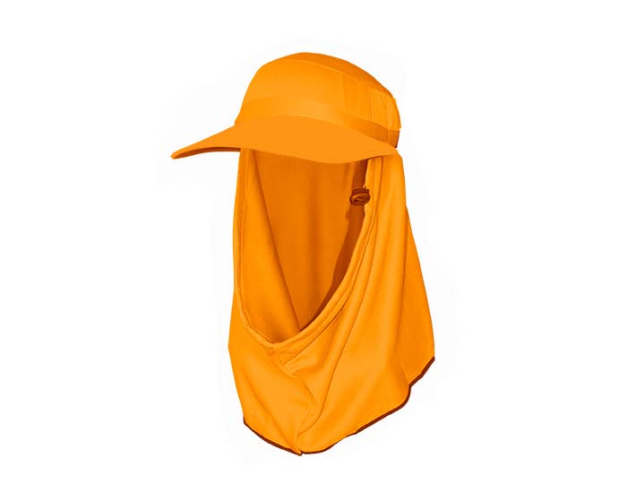 Adapt-a-Cap in Fluoro Orange