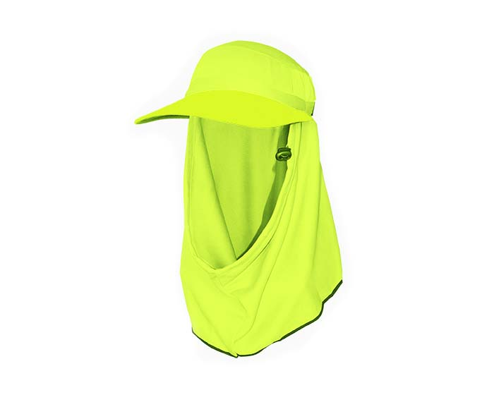 Adapt-a-cap in Fluoro Yellow