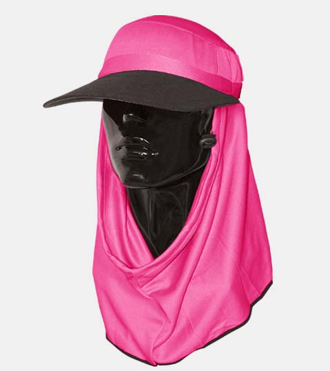 Adapt-a-Cap Hot Pink