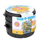 Can-O-Worms Double Tray - Tumbleweed