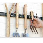 Tool Rack and 5 clips - Burgon & Ball