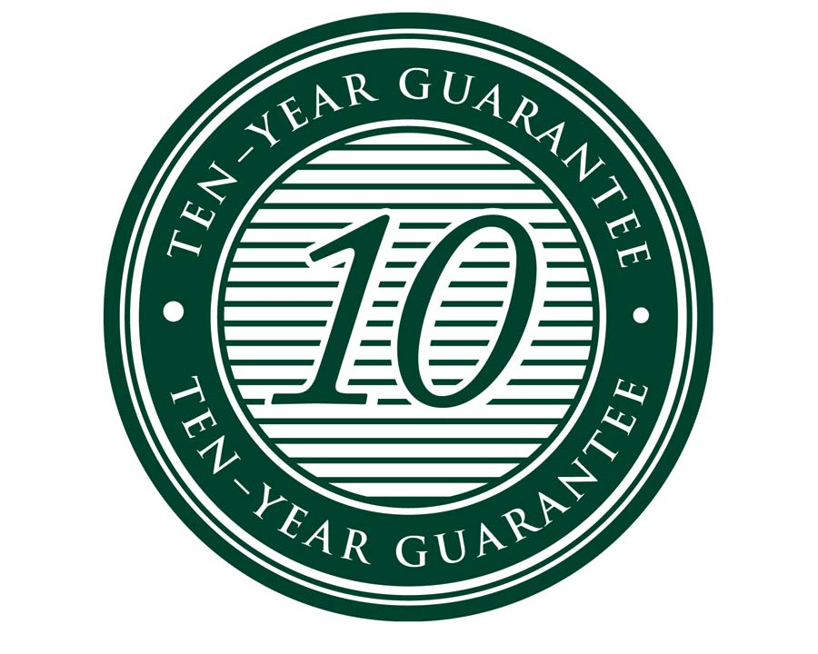 Burgon and Ball 10 year guarantee