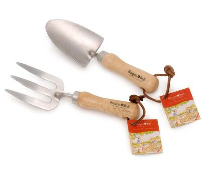 Budding Gardener Hand Tools - part of a range of tools for children by Burgon & Ball