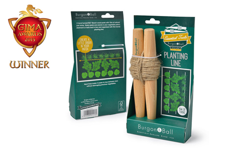 Planting line - part of the Essential Tools range from Burgon and Ball