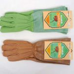 Scratch Protector Leather Gloves (Long Style) - 4 colours