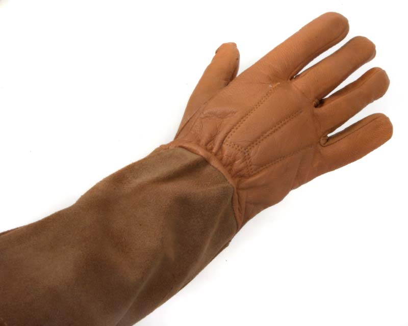 Scratch Protector gloves - long for ultimate protection
