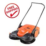 Sweeping Machine - Haaga 497 (free shipping within Aust)