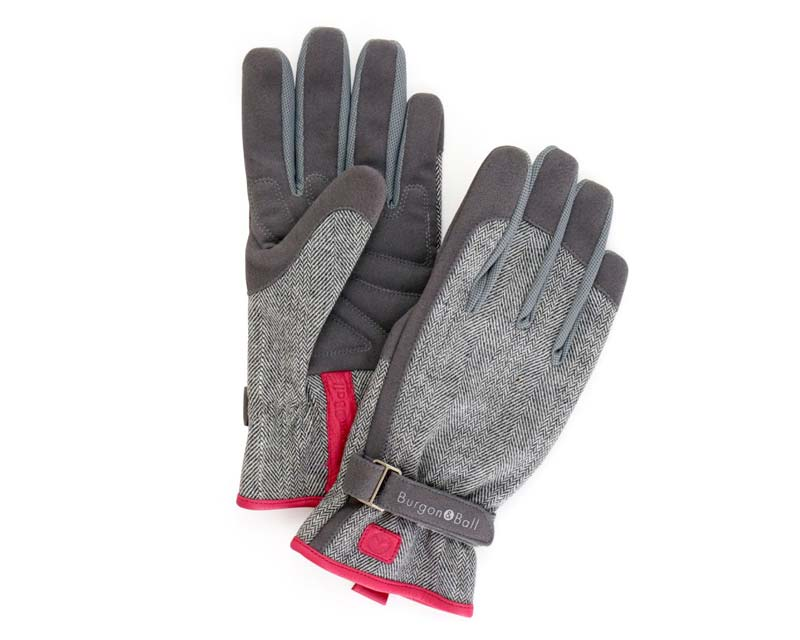 Love the Glove - Grey Tweed