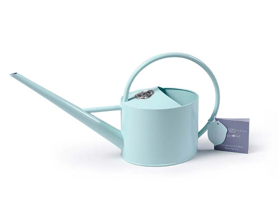 Sophie Conran Indoor Watering Can in pale blue 1.7l