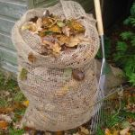 Leaf Composting Sacks - Burgon and Ball