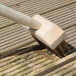 Miracle Decking Brush Long Handled - Burgon and Ball