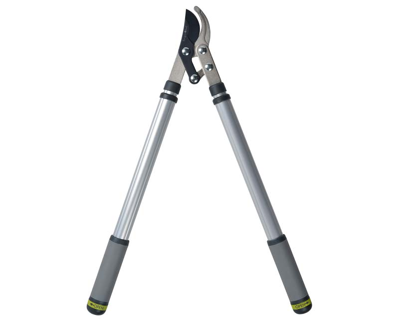 Telescopic Handled Bypass Loppers - RHS endorsed by Burgon and Ball