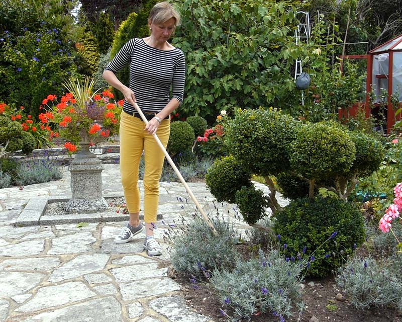 Weed Slice by Burgon&Ball - makes weeding easy in borders