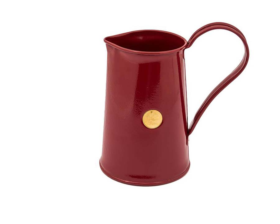 Haws All Rounder Vintage Jug in Burgundy