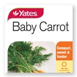 Baby Carrot Seeds - Yates