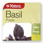 Basil Purple Seeds - Yates