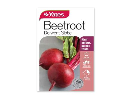 Beetroot Derwent - Yates Seeds