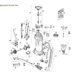 Spare parts for Mesto sprayers - INOX PLUS