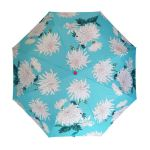 Compact Umbrella - RHS Chrysanthemum Design