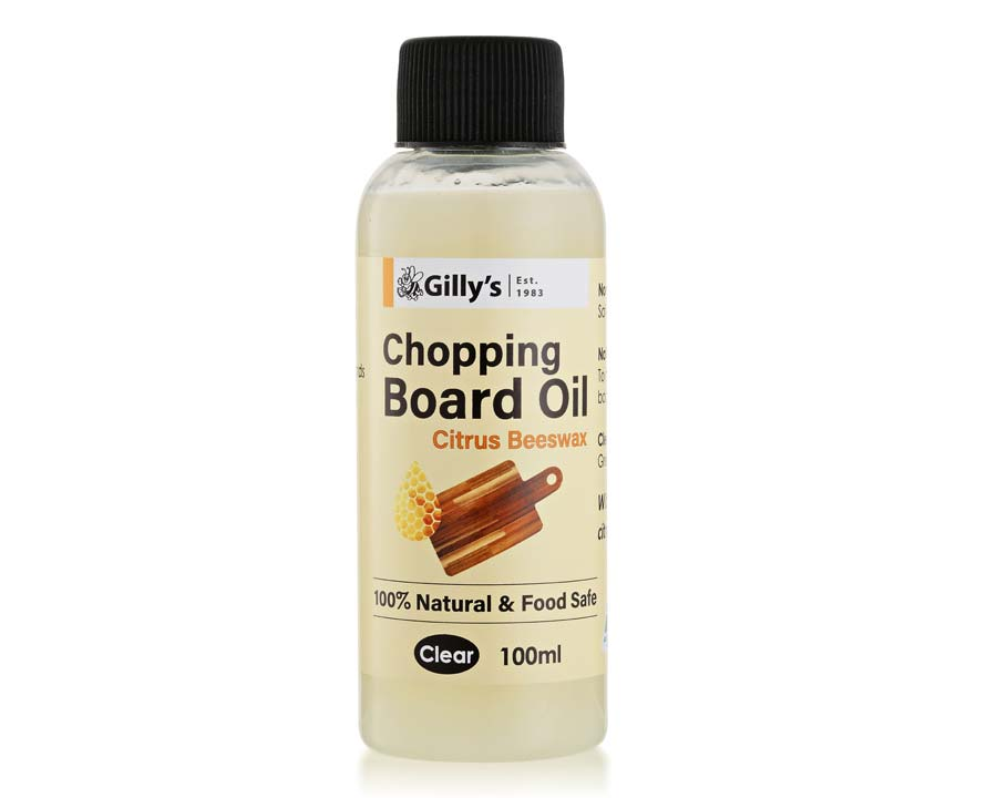 Chopping Board Oil - Citrus Oil with added Beeswax