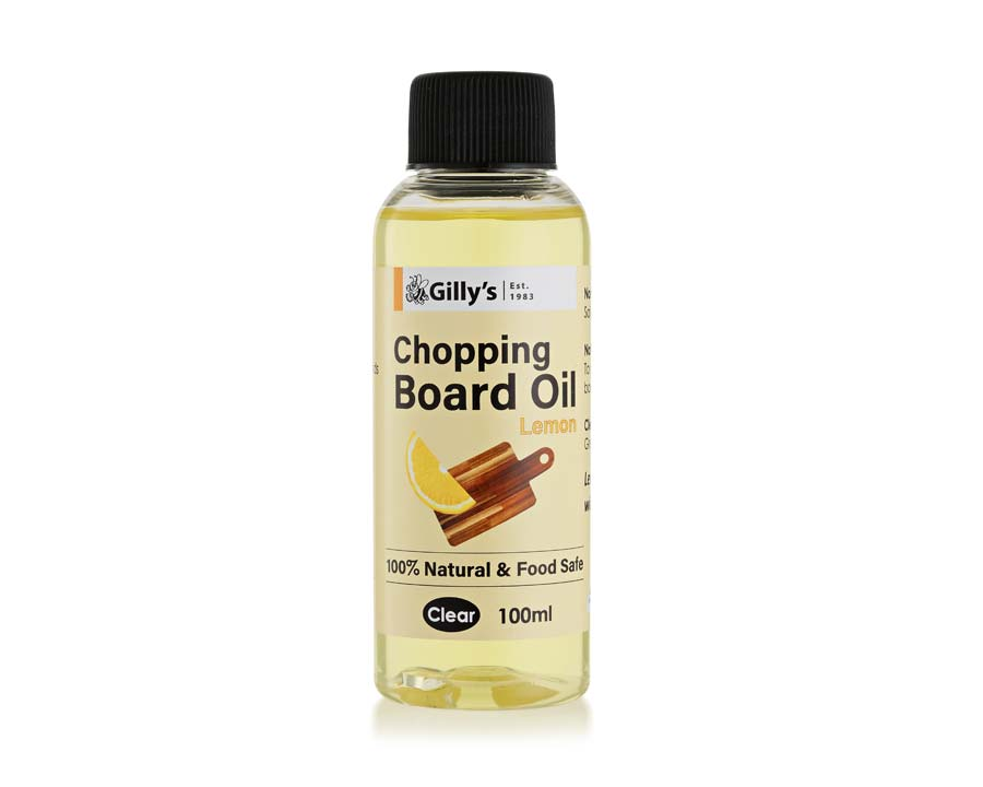Chopping Board Oil - Lemon