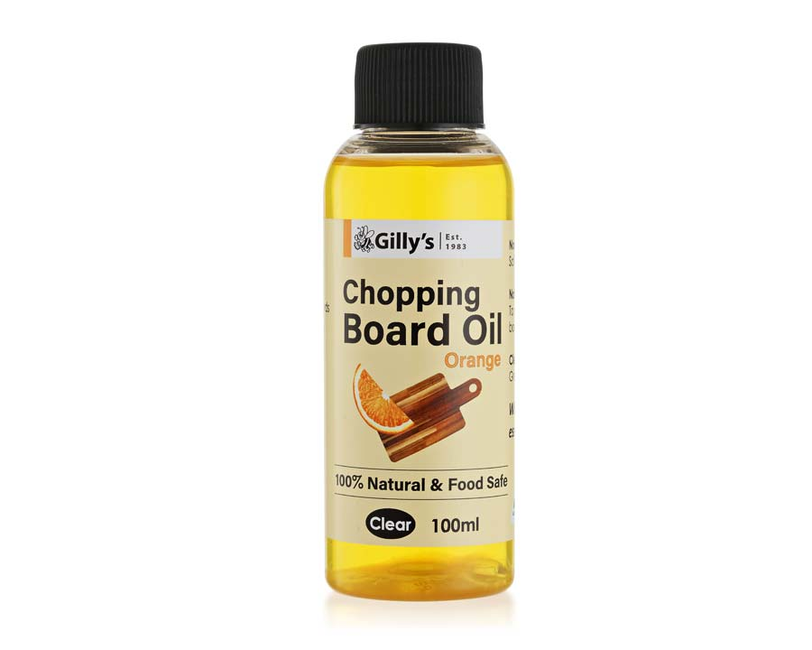 Chopping Board Oil - Orange Oil
