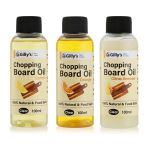 Chopping Board Oil 100ml  - Food-safe - Gillys